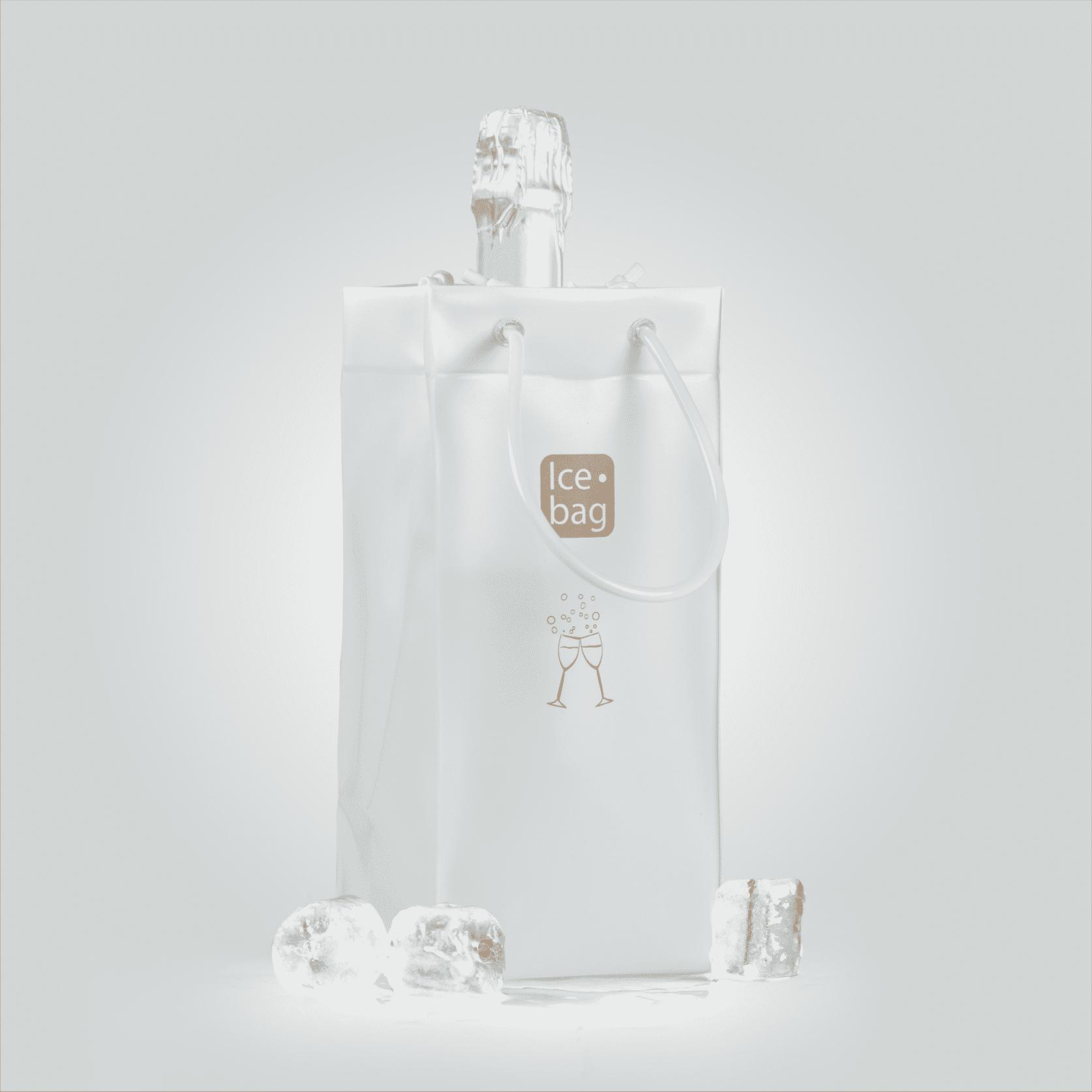 Sac à glaçon Ice.bag blanc