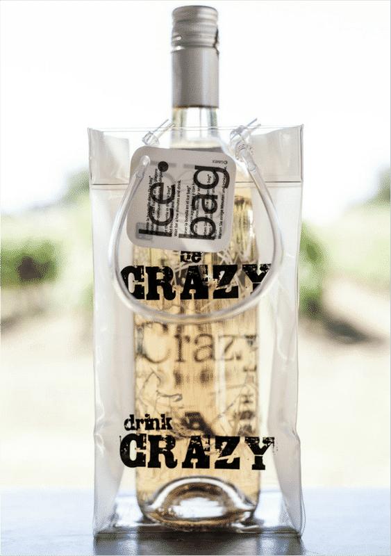 Sac à glaçon drink crazy