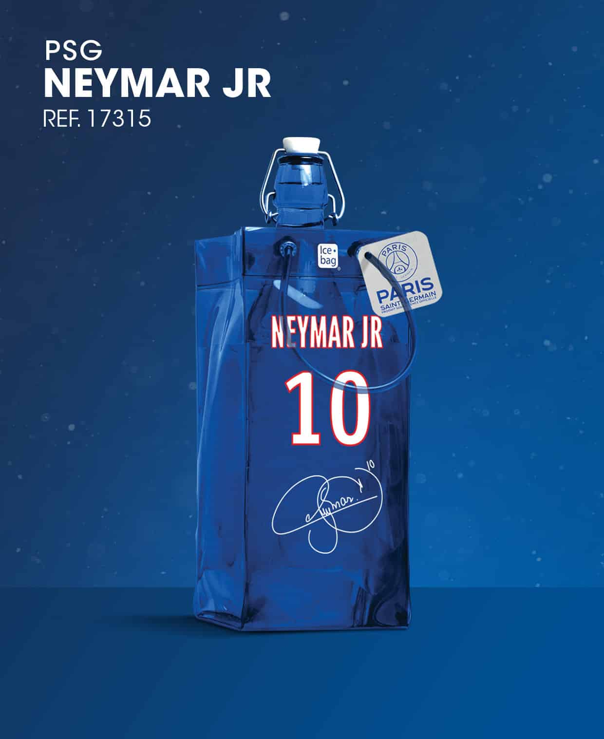 Sac à glaçon PSG Neymar Jr