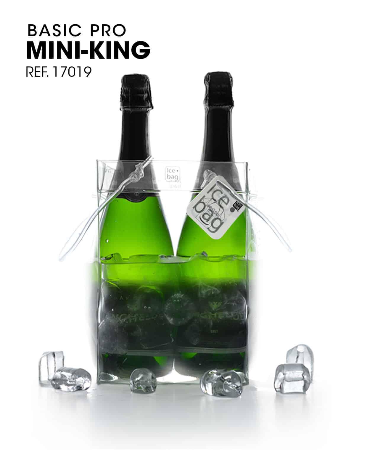 Sac à glaçon Basic Pro Mini-King