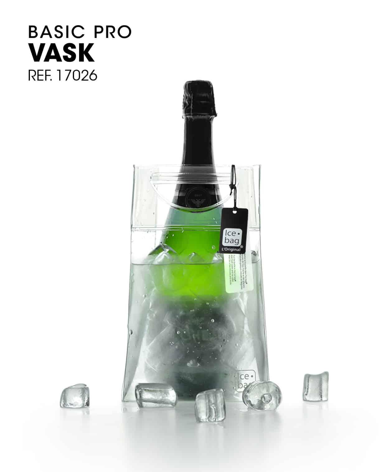 Sac à glaçon Basic Pro Vask
