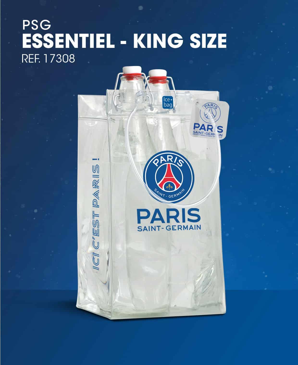 Sac à glaçon PSG King Size