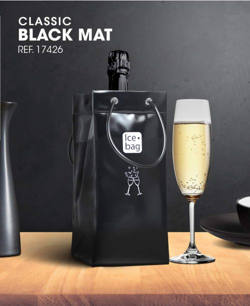 Sac à glaçon Classic Black Mat