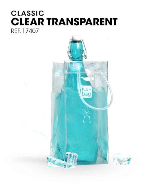 Sac à glaçon Classic Clear Transparent
